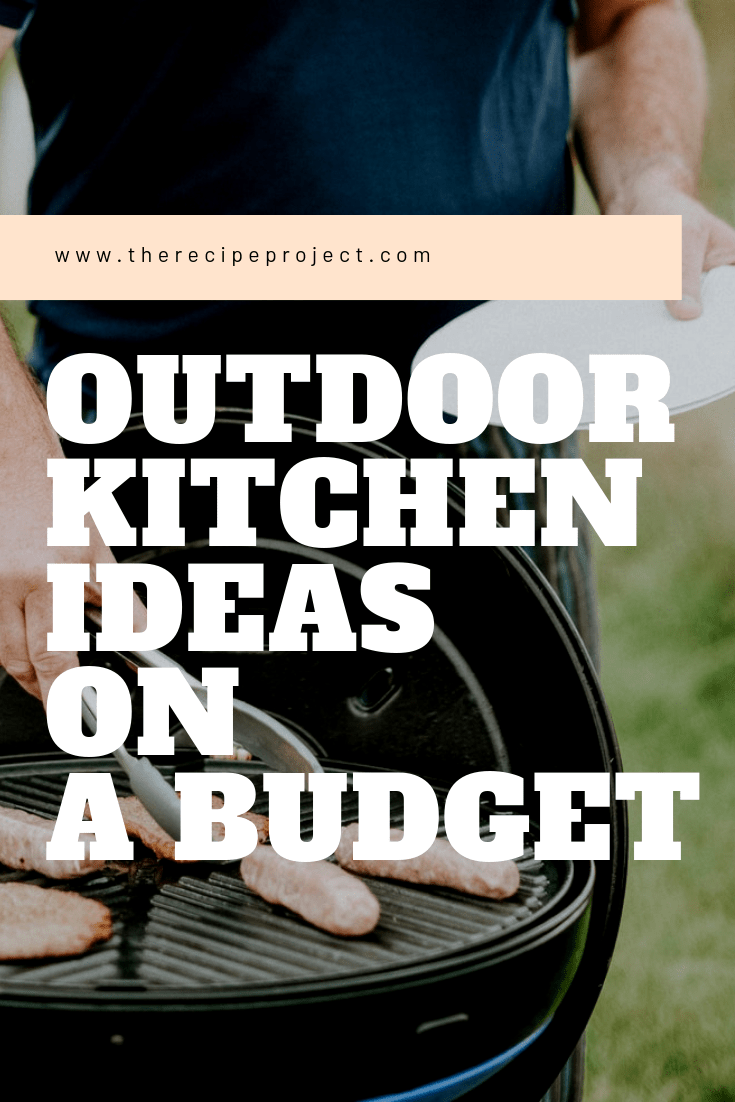 outdoor kitchen ideas on a budget affordable small and diy outdoor kitchen ideas outdoor on outdoor kitchen ideas on a budget id=98310