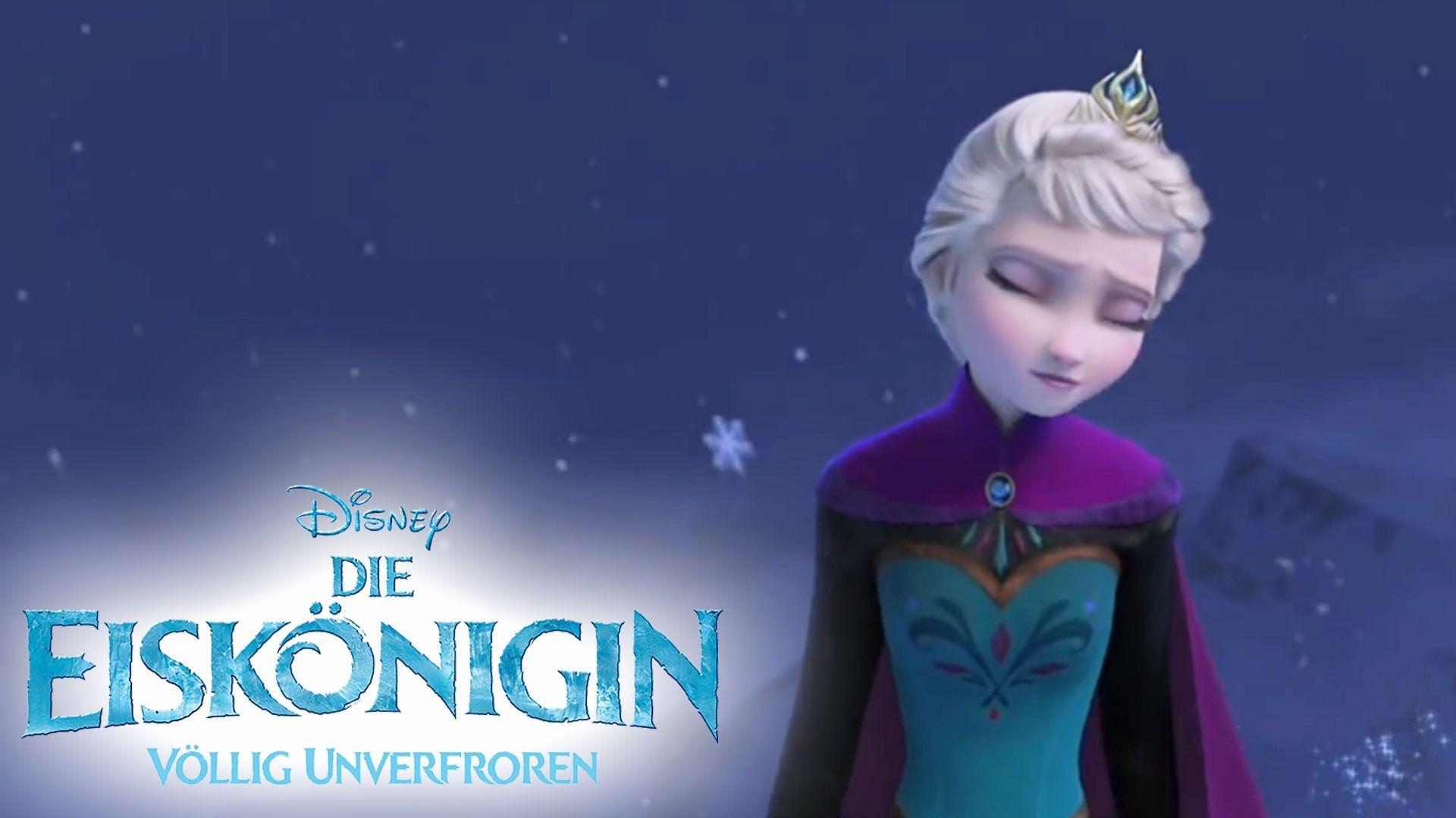 Eiskönigin Let It Go Englisch