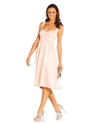 Burda Abendkleid Sommerkleid | nähen | Pinterest | Abendkleid, Nähen ...