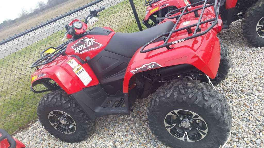 New 2015 Arctic Cat 1000 XT EPS ATVs For Sale in Michigan. 2015 ...