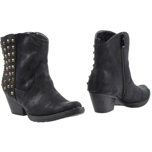 890c3180316 Primadonna Ankle Boots ($41) ❤ liked on Polyvore featuring shoes ...