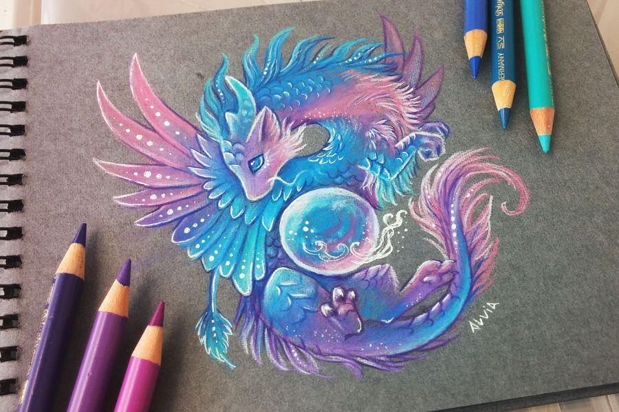 Magical orb by AlviaAlcedo.deviantart.com on @DeviantArt ...