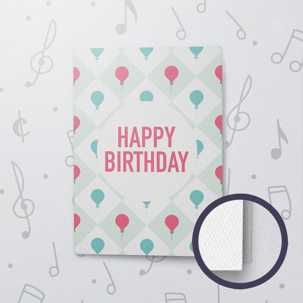 Happy Birthday Balloon Musical Birthday Card Felt Paper Bigdawgs Greetings Musical Birthday Cards Birthday Cards Happy Birthday Balloons