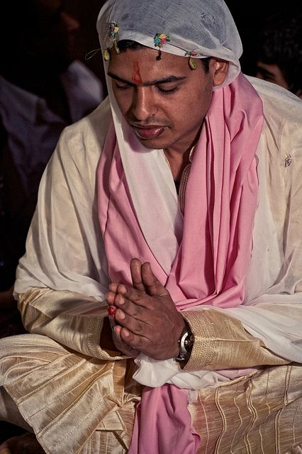 Upanayanam: The Thread Ceremony   Faces of the world