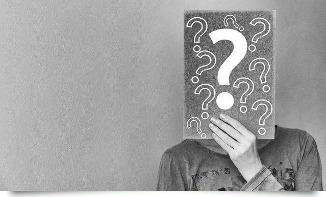 Fragen um sich selbst besser kennenlernen