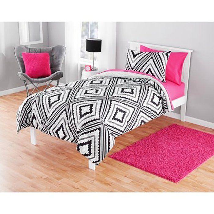Photo of Korey Reversible Comforter Set