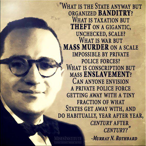 Rothbard Freedom Pinterest Freedom
