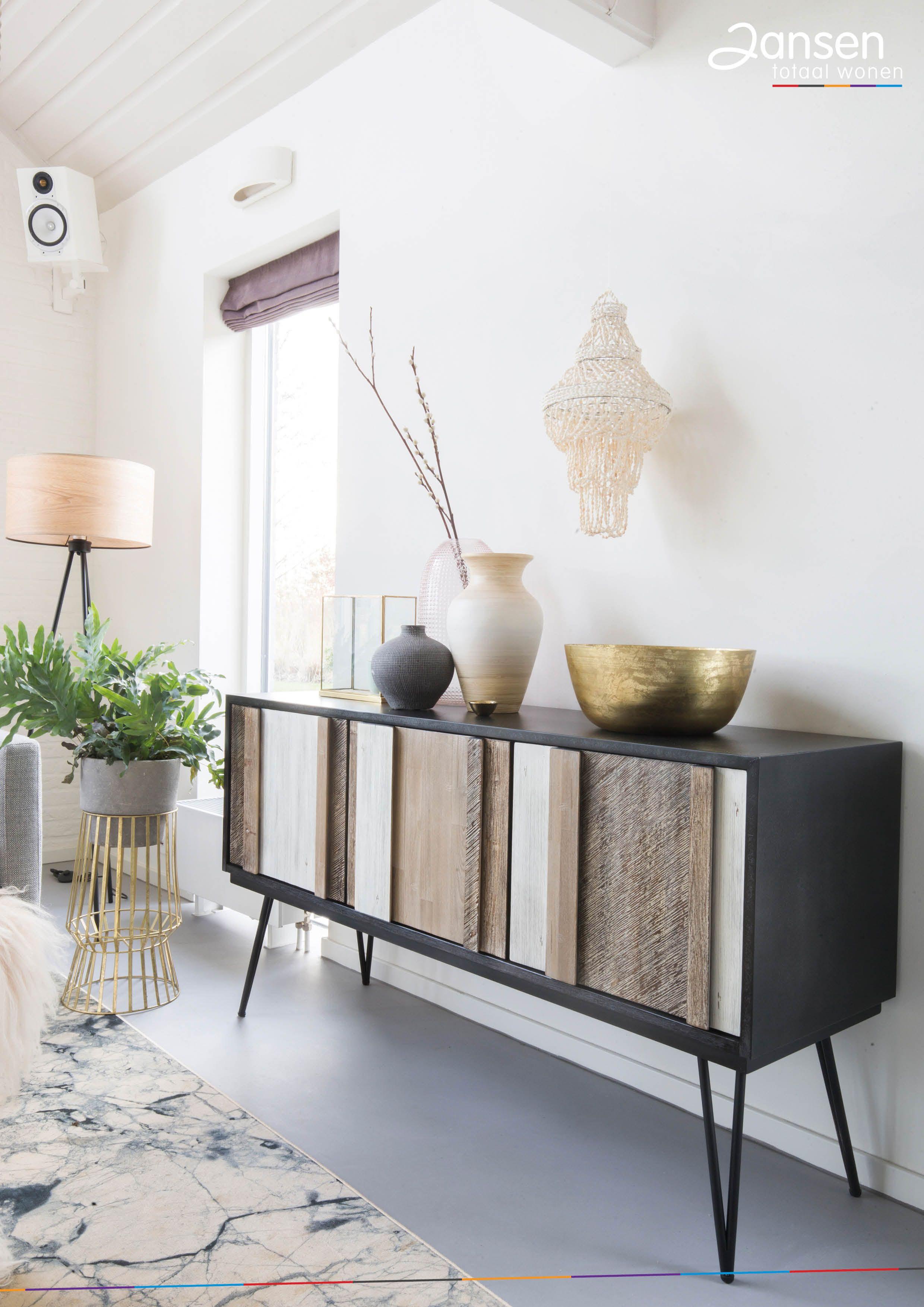 Verwonderlijk Adesso dressoir | Trendhopper Huissen | Bij Jansen | Wonen bij YY-86