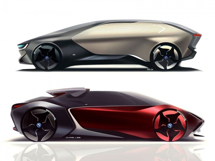 "Art Center graduate envisions the BMW ""i"" of the future ..."