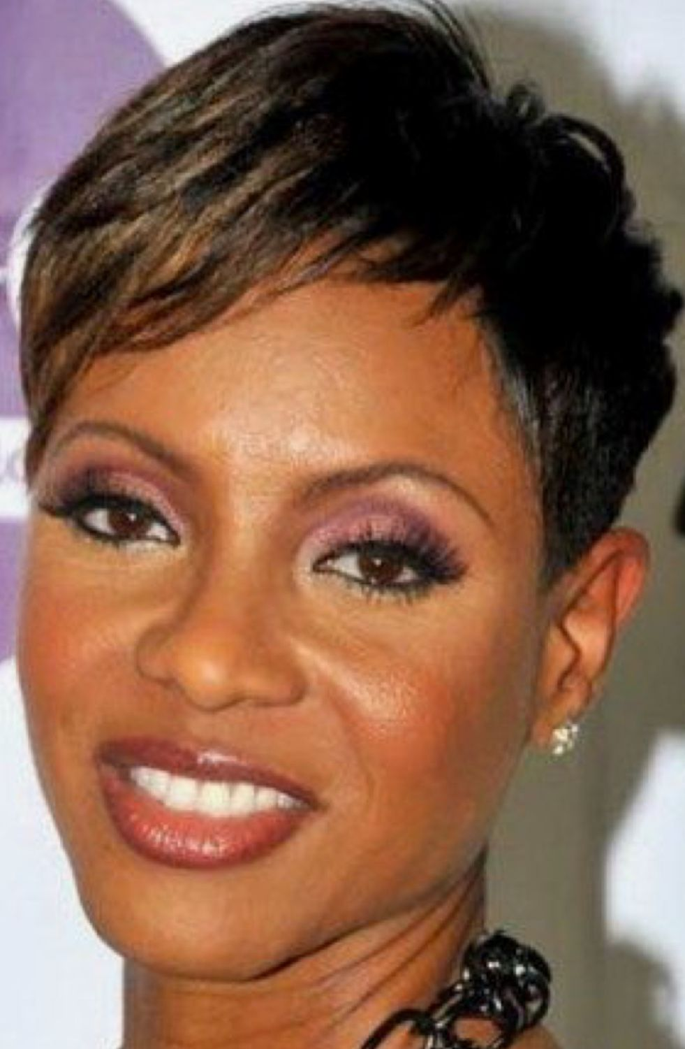 mc lyte | short and sassy hair in 2019 | short hair with