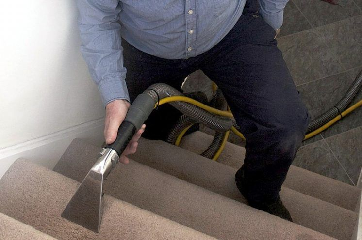 Stair cleaning can very easily a DIY job. How to