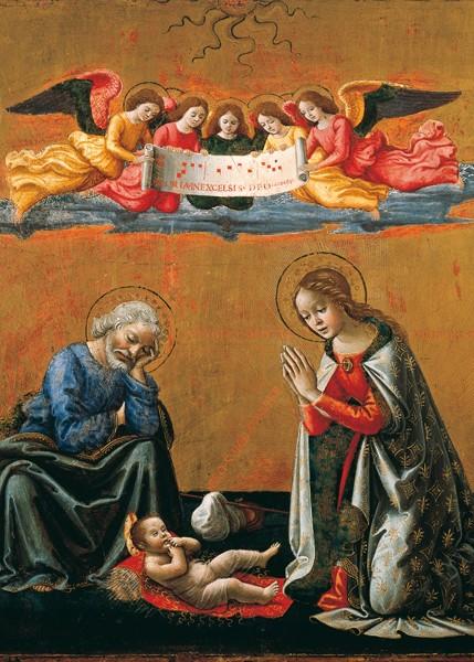 geburt christi  geburt christi religiöse kunst malen