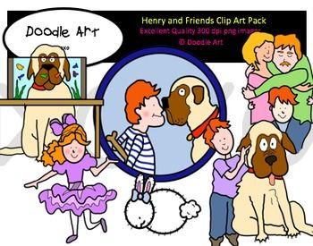this henry and friends clipart collection includes all the images rh br pinterest com