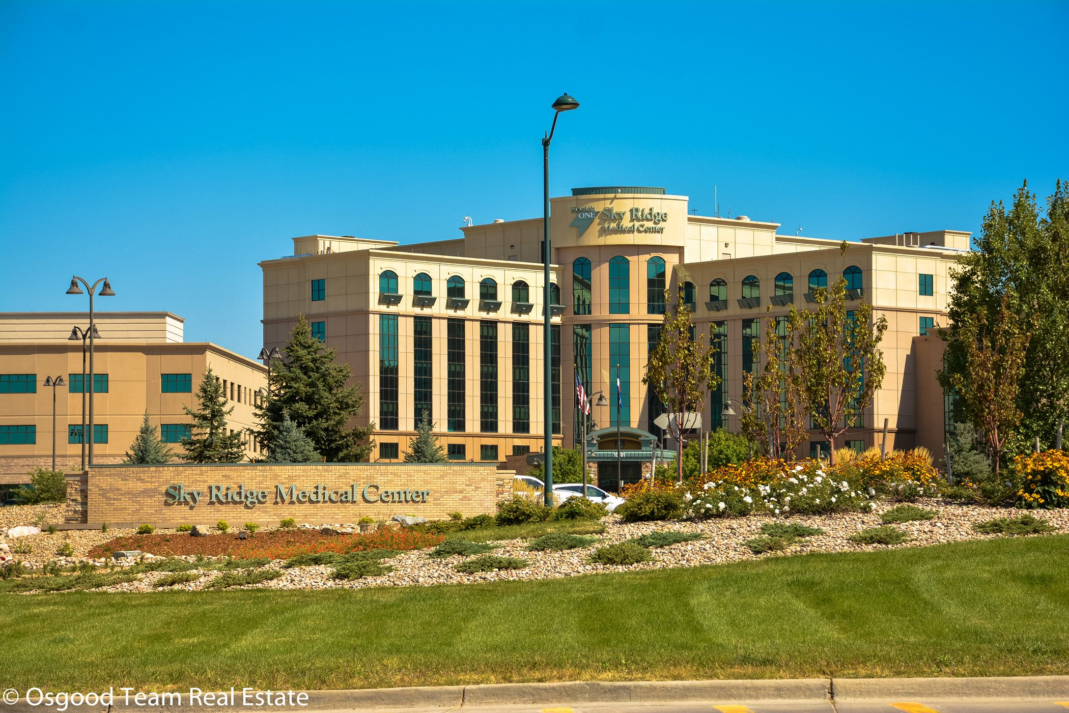 Sky Ridge Medical Center located in Lone Tree located at