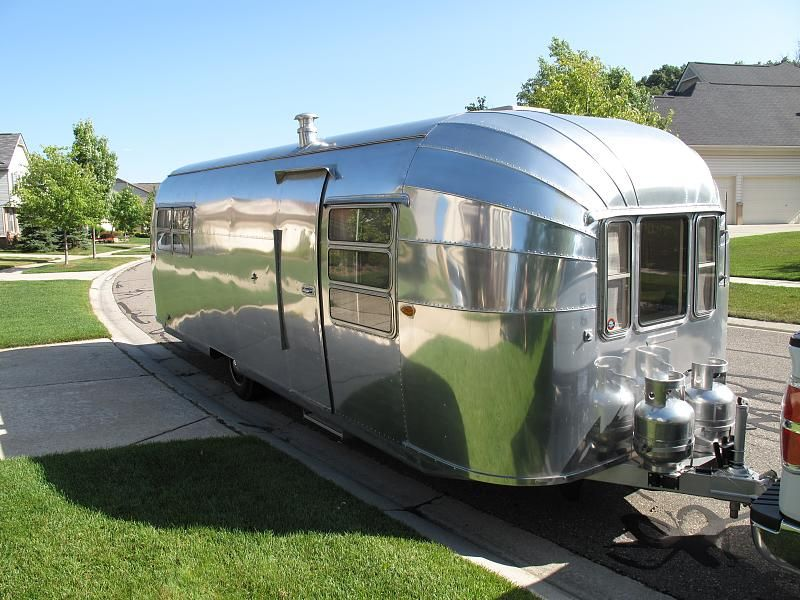1957 Avion Vintage Campers Amp Trailers Classic Trailers