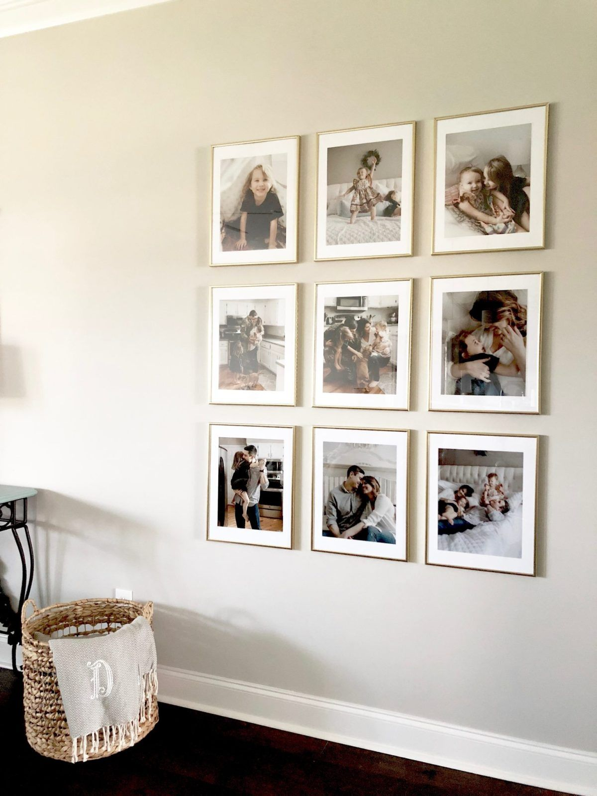 Slice Of Life June 11th 2018 Gallery Wall Frames Creative