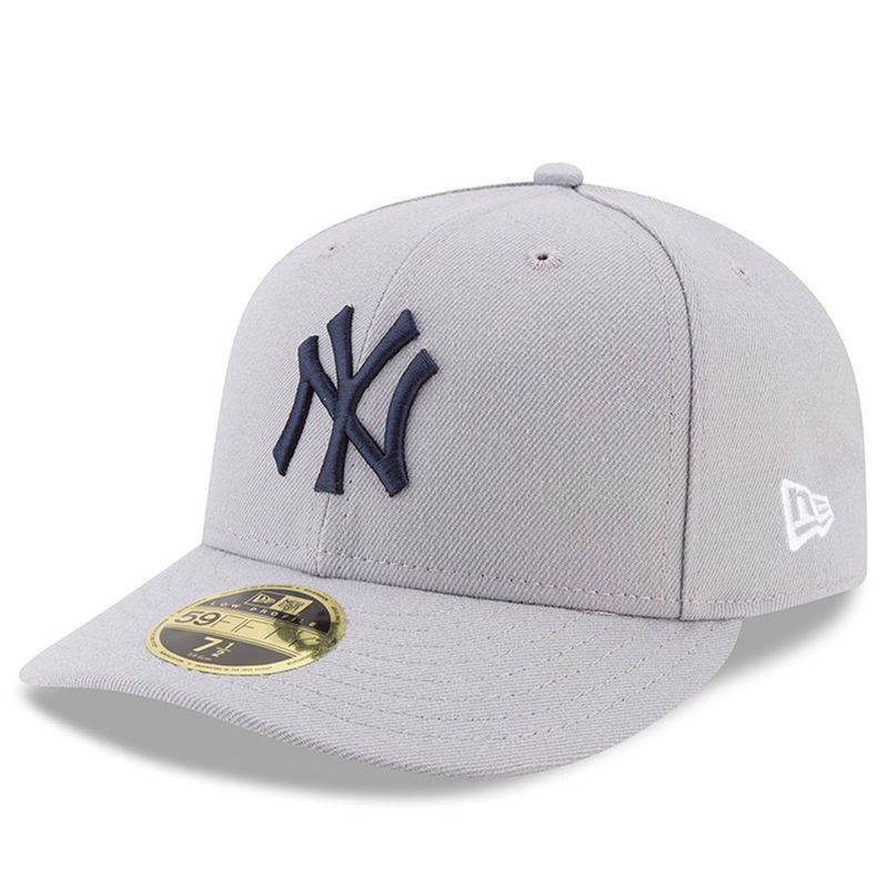 1d8635aa3 New York Yankees New Era 2017 Players Weekend Low Profile 59FIFTY Fitted Hat  - Gray