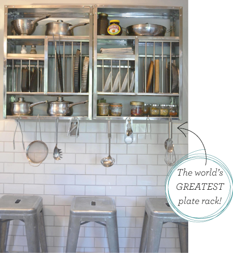I Would Travel To India, Just So I Can Buy These Stainless Steel, Wall · Dish  RacksPlate ...