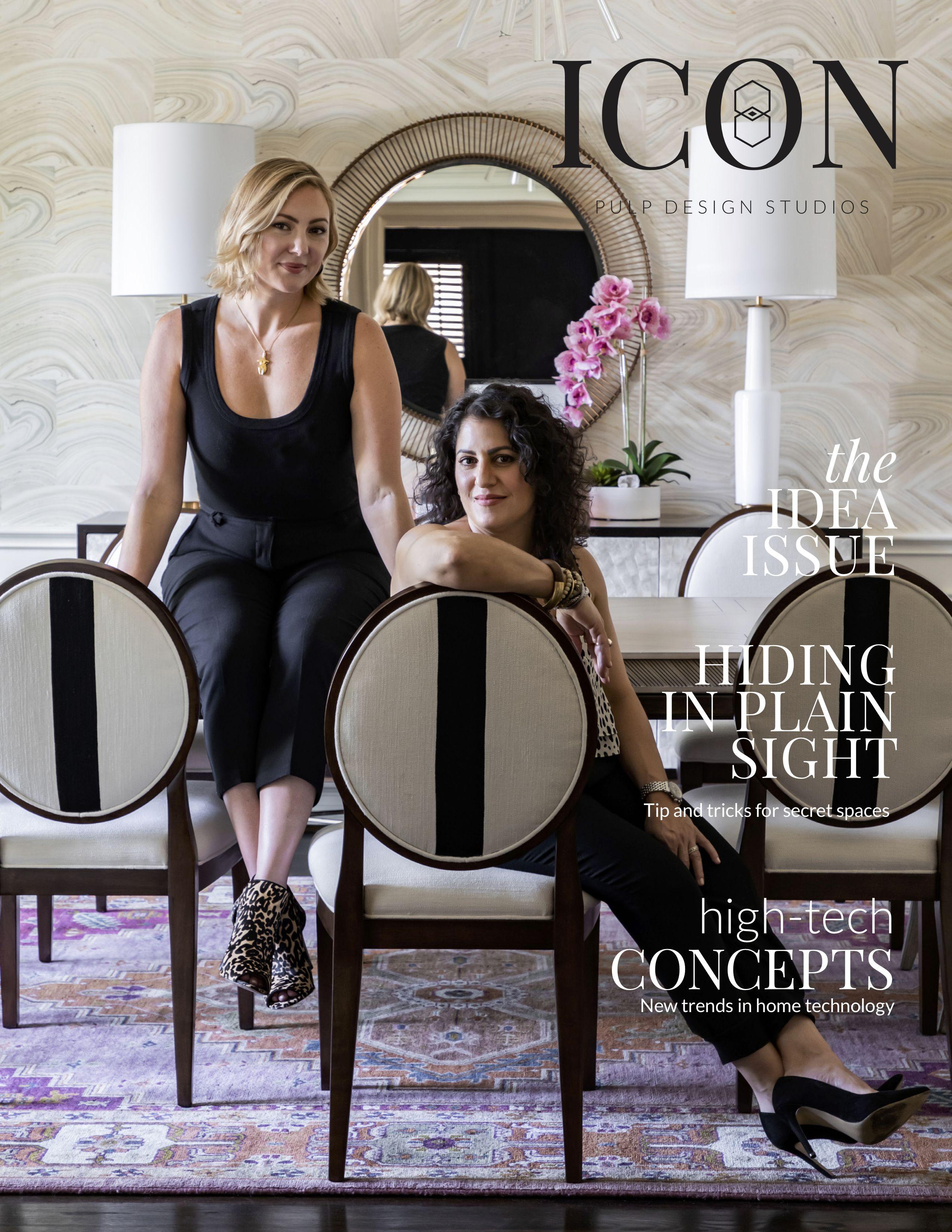 Check Out Icon Our Big Idea Issue In 2020 Design Concept Design Design Studio