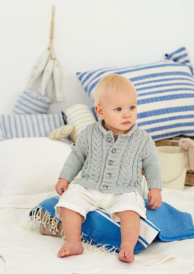 Baby Book 6 by King Cole | Para bebes, Tejido y Bebé