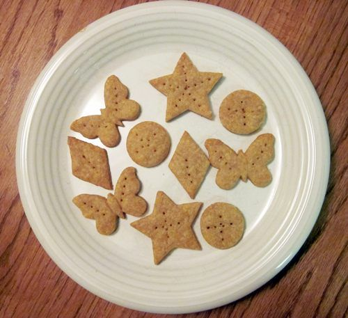 Homemade organic goldfish crackers make your own organic cheese homemade organic goldfish crackers make your own organic cheese crackers solutioingenieria Image collections