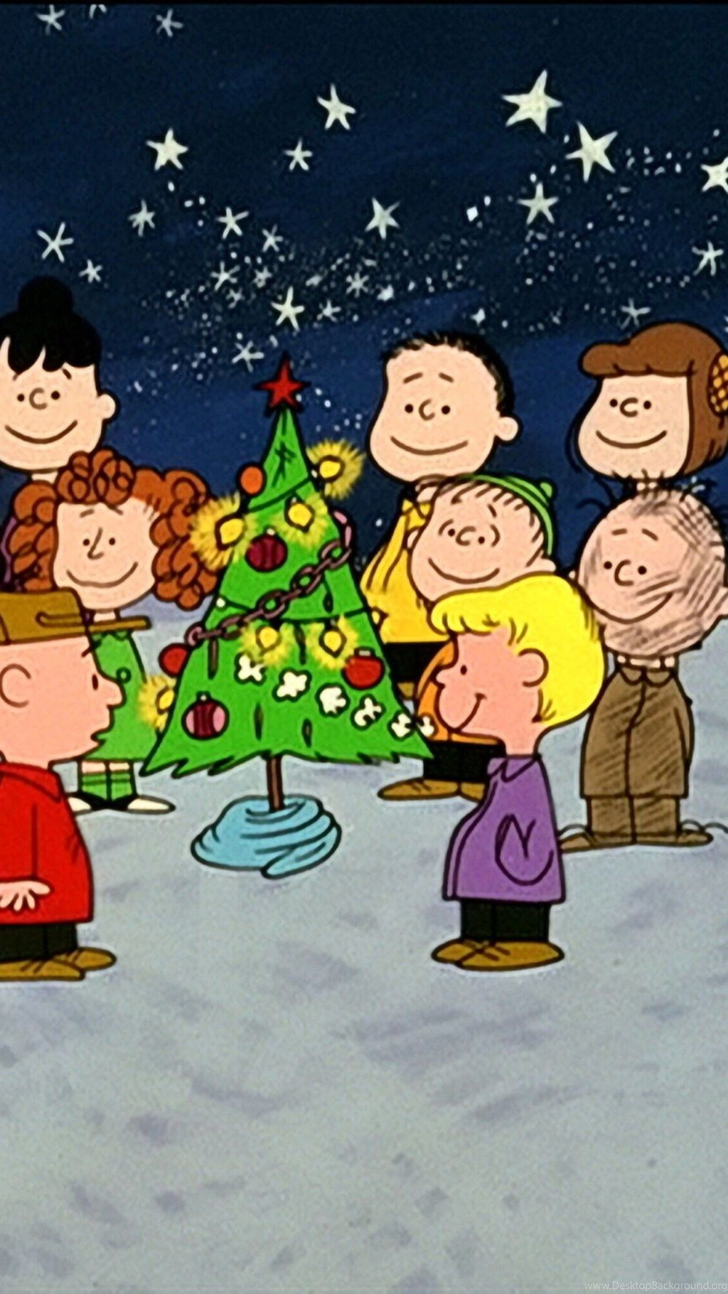 Download A Charlie Brown Christmas Wallpapers For Iphone  Plus Desktop Background Desktop Background From The Above Display Resolutions For Popular