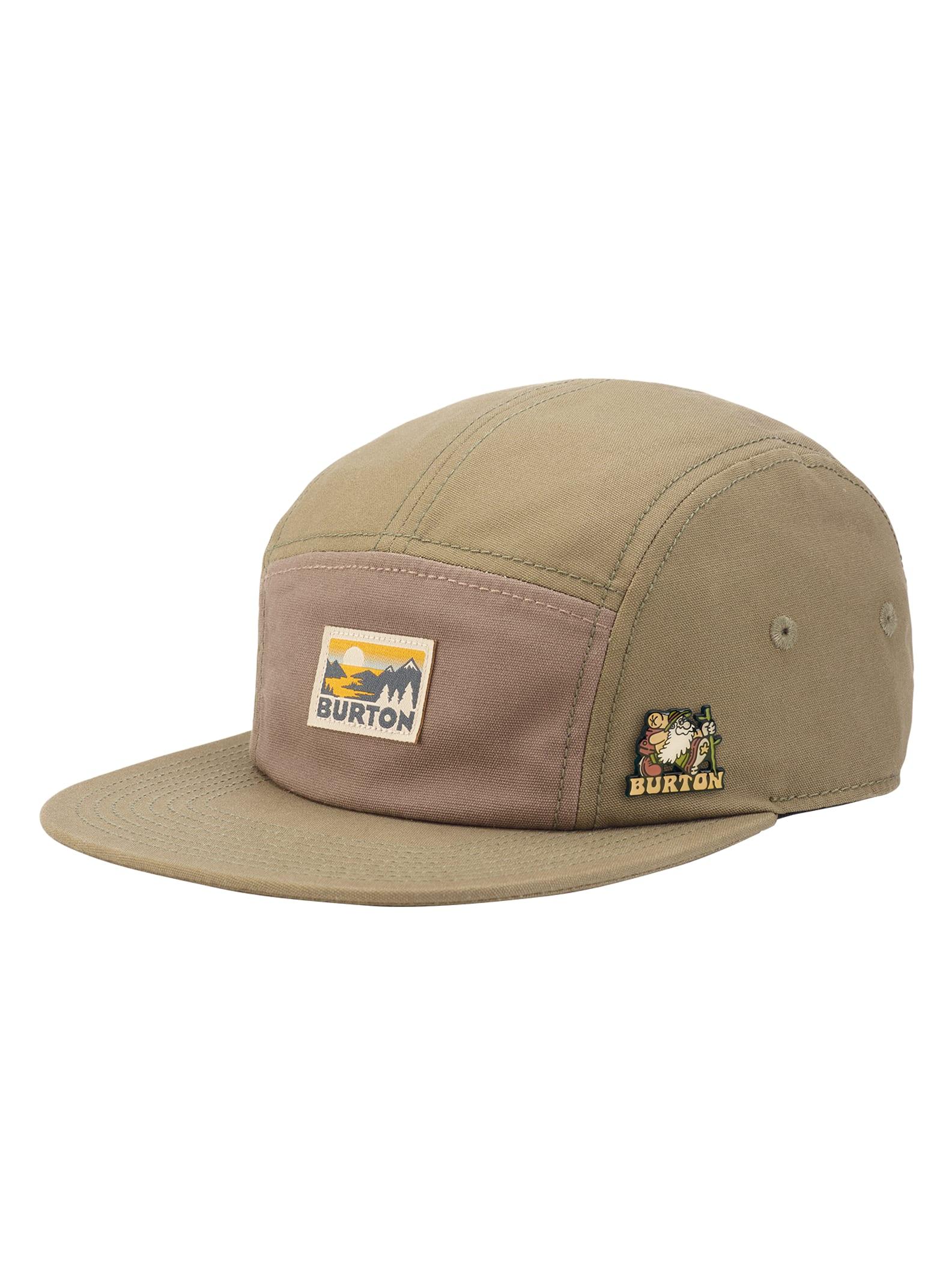 06cc6ebc Burton Cordova 5-Panel Camp Hat in 2019 | Products | Five panel hat ...