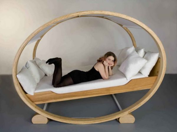 Rocking Chair Bed Creative Beds Rock Bed Cool Beds