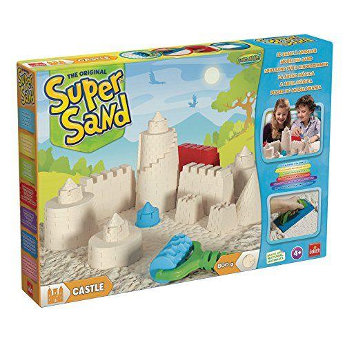 Goliath 83219 SuperSandSet Castle modellierbarer