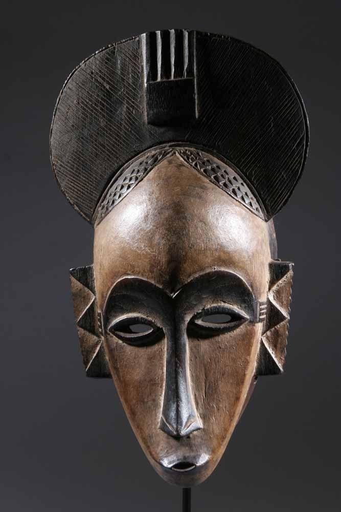 masque africain recherche