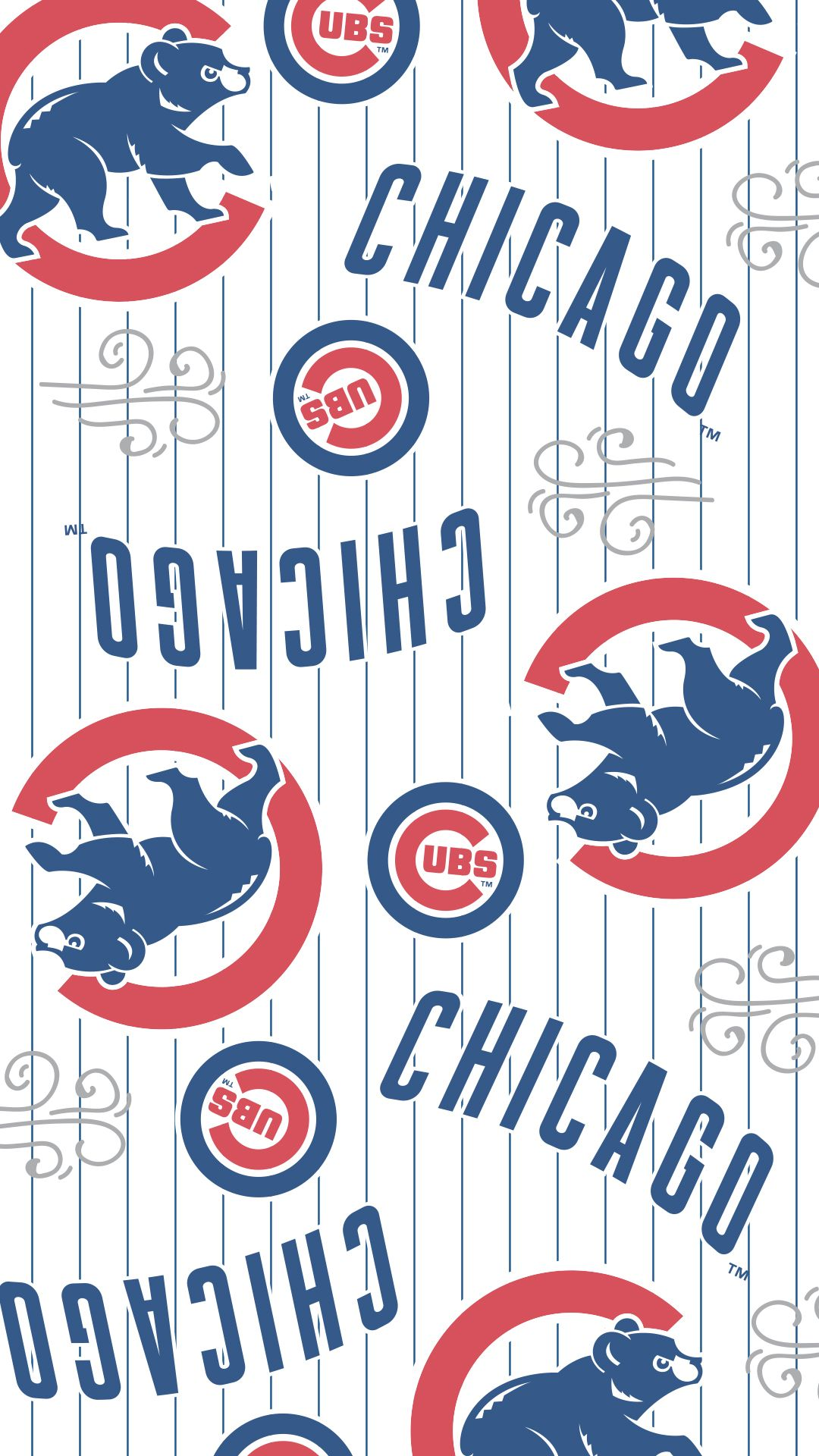 Cubs Wallpaper Ios in 2020 Cubs wallpaper, Chicago cubs