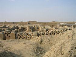 Maailmanperintöluettelo – Wikipedia, Chan Chan arkeologinen kohde Perussa 1986