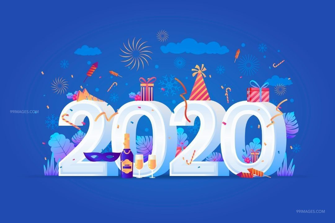 1st January 2020 Happy New Year 2020 Wishes Quotes Whatsapp Dp Whatsapp Status Hd Wallpapers Happy New Year Wallpaper Funny New Year Happy New Year 2020