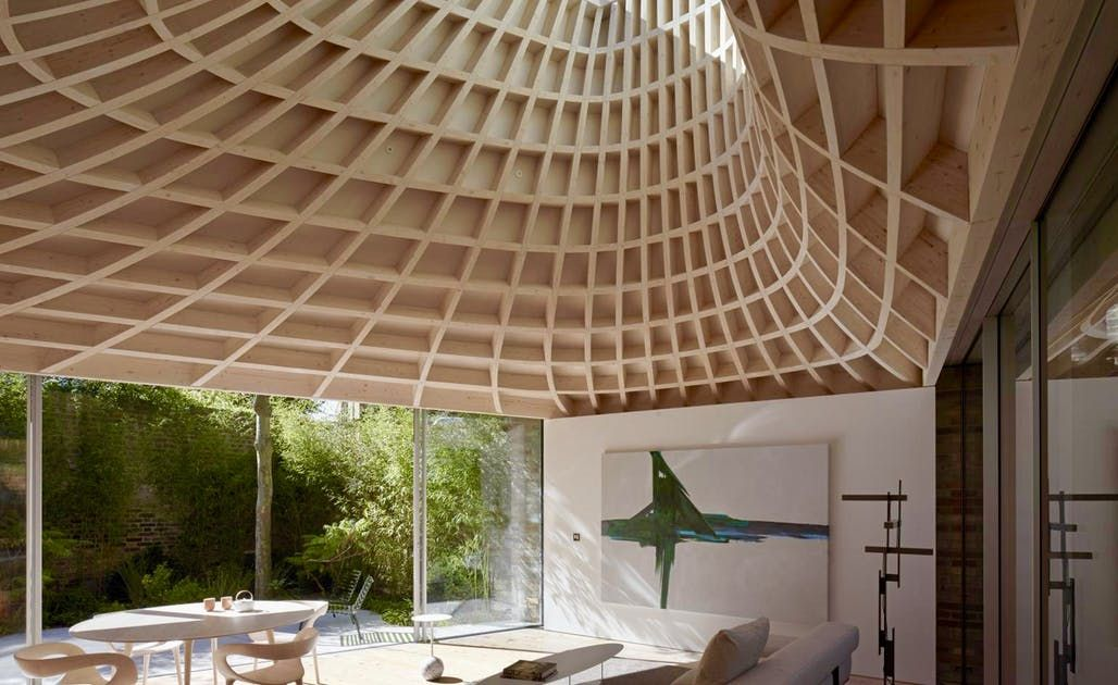 Gianni Botsford Architects raises the roof in London's ...