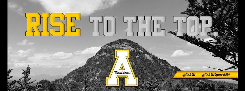 Go APPS!! Appalachian state university, App state