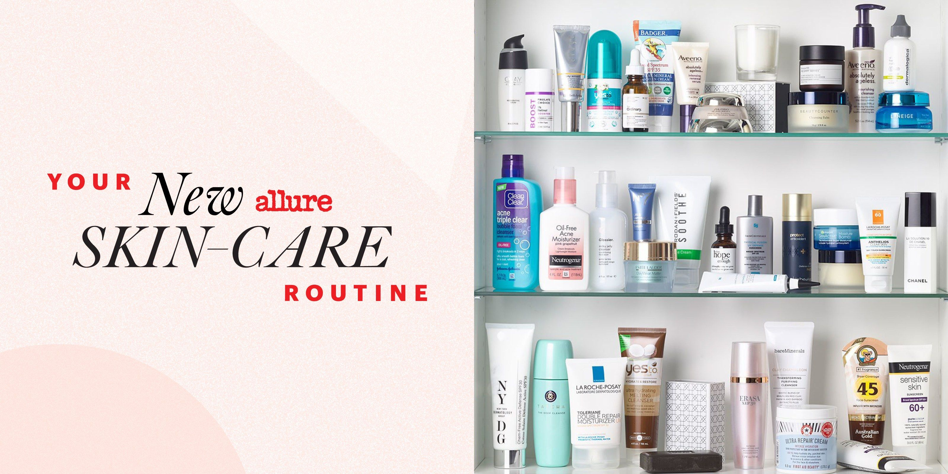 Take This Quiz To Figure Out The Best Skin Care Routine For You