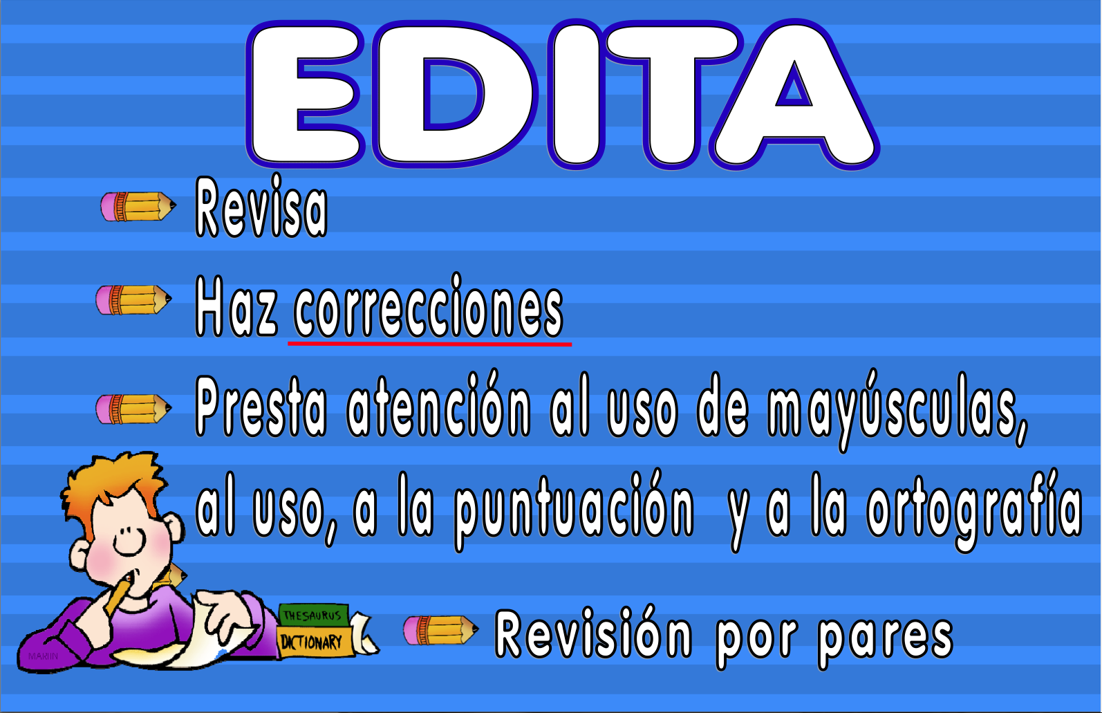 El Writing Process Posters Edit Can Be Posted