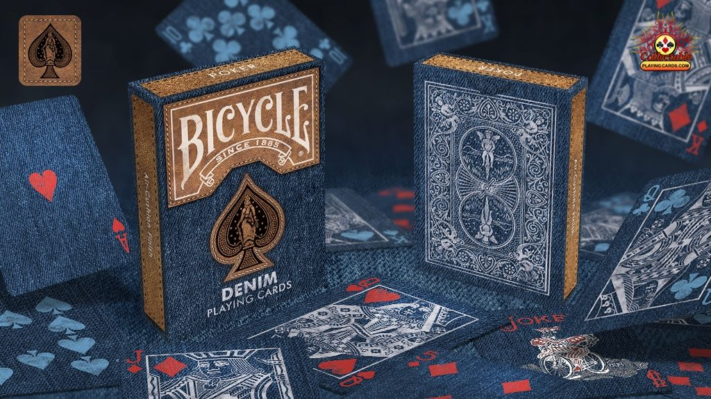 The Bicycle Denim Deck Is Forever In Blue Jeans