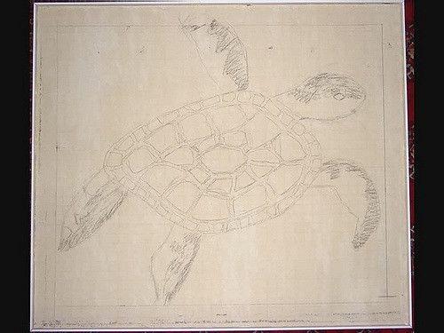 https://flic.kr/p/6bbRVT | Sea Turtle Mosaic | 36