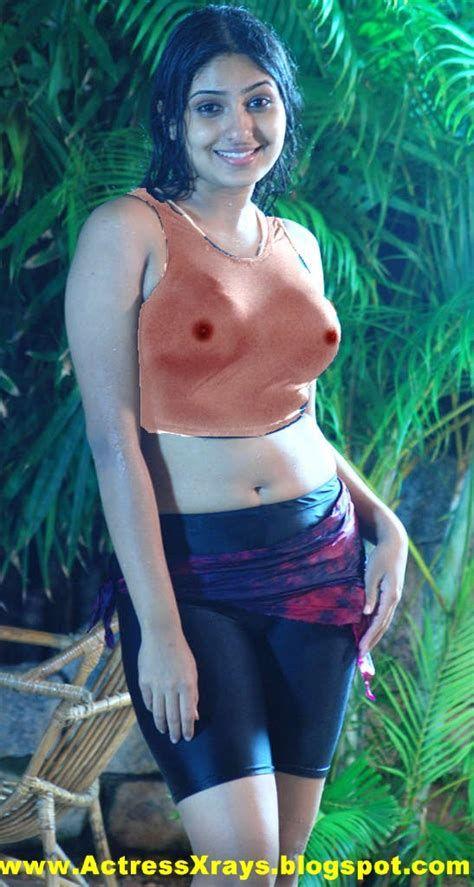 Actress xray nude