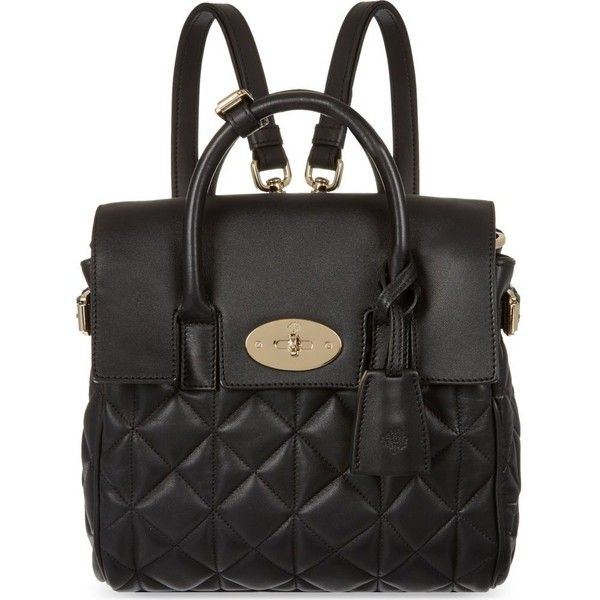 cb6d776e88 ... good mulberry mini cara delevingne bag 1500 liked on polyvore featuring bags  handbags backpacks black purses