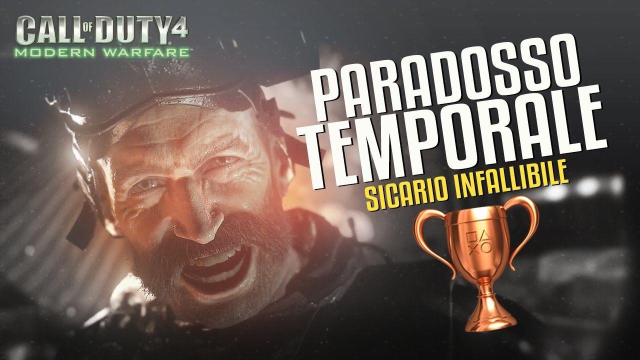 Call of Duty 4: Modern Warfare Remastered - Paradosso temporale - Guida Trofei / Obiettivi