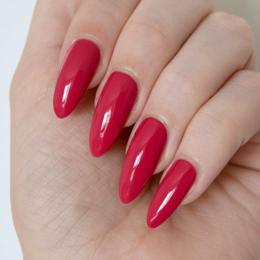 50 Cute Red Nails For Valentine's Day Cute Red N … – #nails #valentine – #Spri…