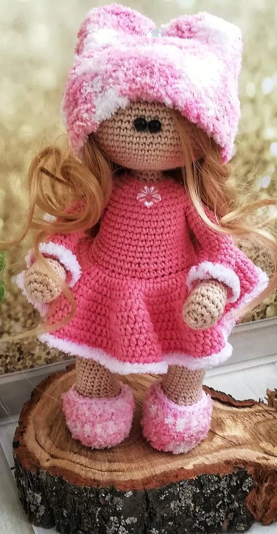 56+ Awesome and Cute Amigurumi Doll Crochet PAttern Ideas Part 11