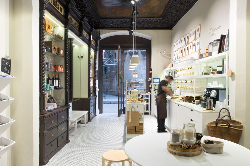 A PUNTO - Libreria y Cursos de Cocina - c/ Hortaleza, 64 (Madrid)