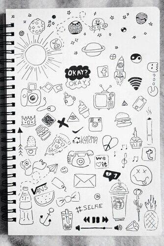 Pin Di Marta Viel Su Funny Idee Per Disegnare Disegni E Cose Da