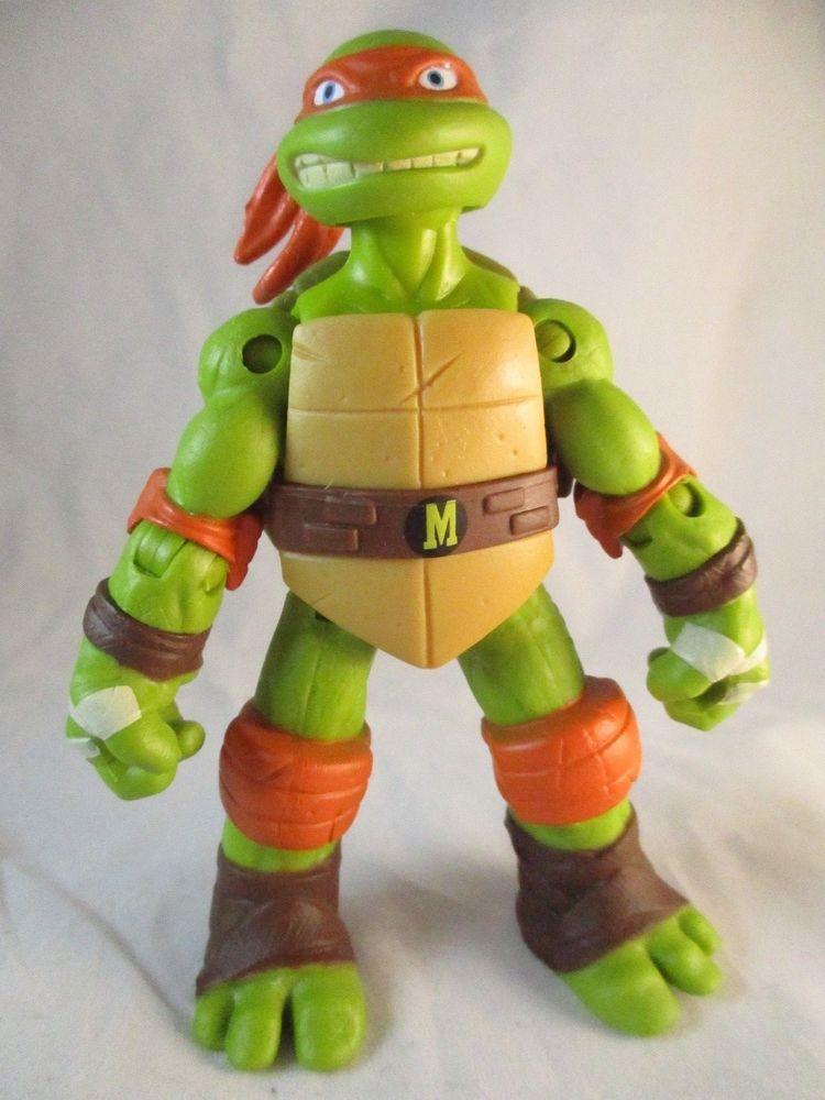 Pictures Of Teenage Mutant Ninja Turtle Michelangelo