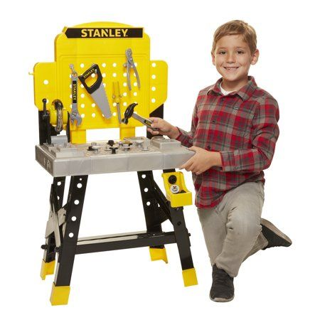 Fine Stanley Jr Mega Power N Play Workbench In 2019 Kids Gamerscity Chair Design For Home Gamerscityorg