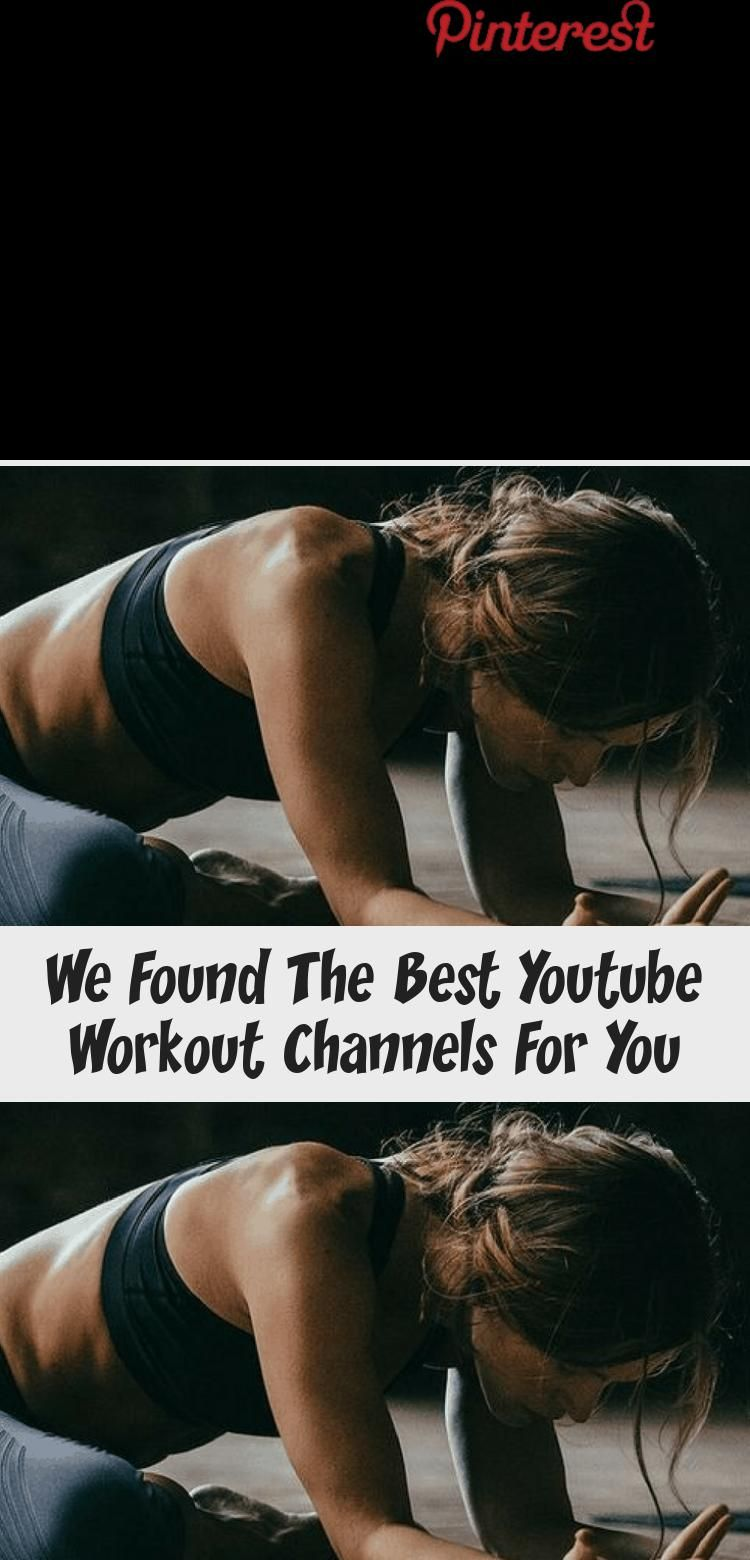 We Found the Best Youtube Workout Channels for You. #workout #youtube #fitness #fitnessandhealth #St...