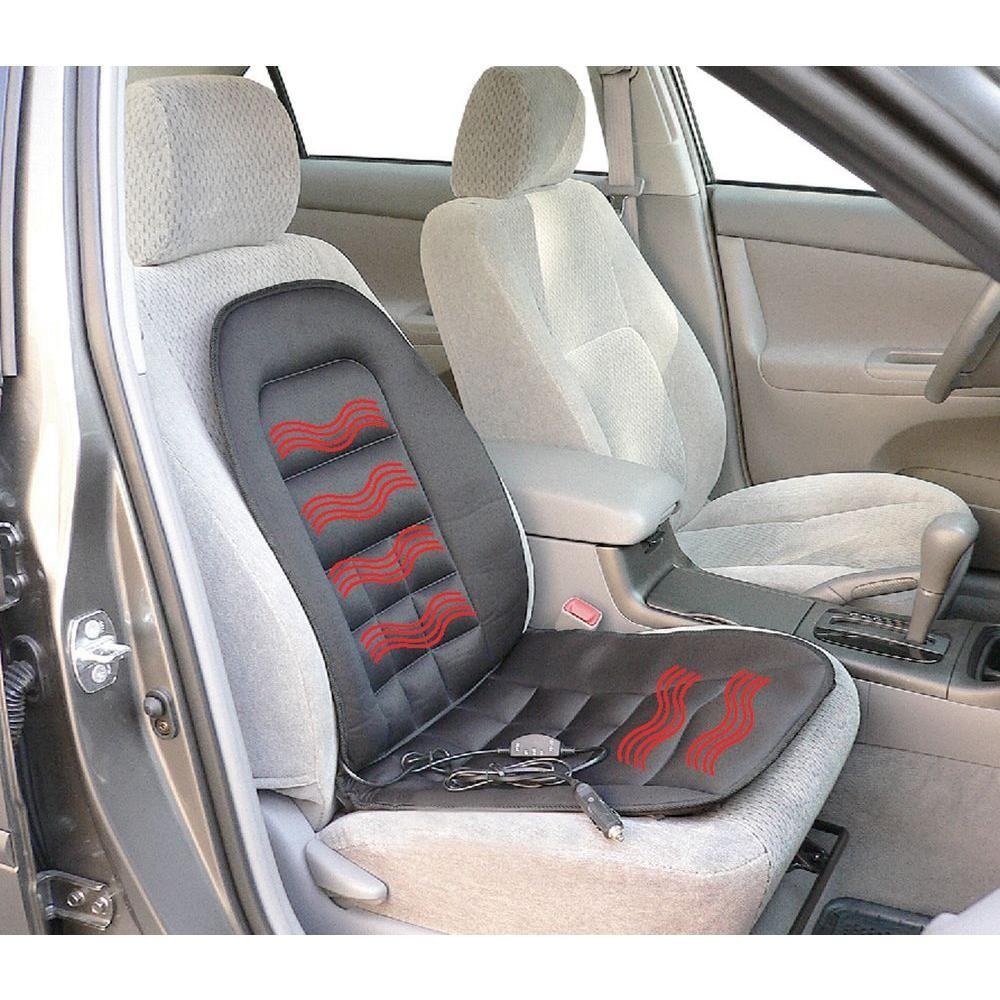 Wagan Tech 12Volt Heated Seat Cushion9738B Car seat